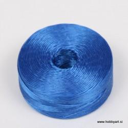 Najlonska vrvica 52m, modra