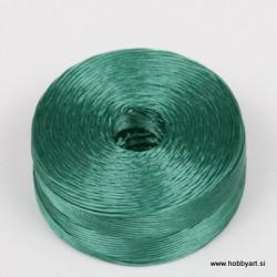 Najlonska vrvica 52m, temno zelena