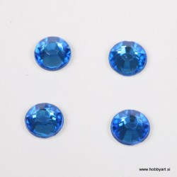 Bleščice za vroče lepljenje 5mm, Modra 100 kosov