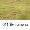 Rafija svetlo rumena 20g. (art. 5430-041)