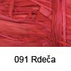 Rafija rdeča 20g. (art. 5430-091)