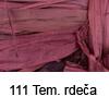 Rafija temno rdeča 20g. (art. 5430-111)