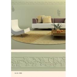3D bordura 6m + 1x dekor Listi