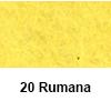 Filc 50 x 70cm debelina 3mm 20 Rumena (art. 5301-20)