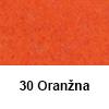 Filc 50 x 70cm debelina 3mm 30 Oranžna (art. 5301-30)