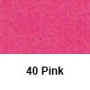 Filc 50 x 70cm debelina 3mm 40 Pink (art. 5301-40)