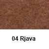 Filc 50 x 70cm debelina 3mm 04 Rjava (art. 5301-04)