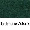 Filc 50 x 70cm debelina 3mm 12 Temno Zelena (art. 5301-12)