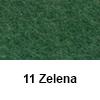 Filc 50 x 70cm debelina 3mm 11 Zelena (art. 5301-11)