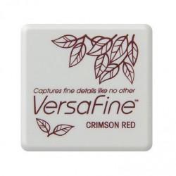 VersaFine blazinica 33 x 33mm, Crimson rdeča