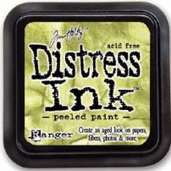 Tim Holtz Distress blazinica 5 x 5cm, Peeled paint