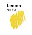 Copic Spica markerji z bleščicami 05 Lemon (art. 24000 05)