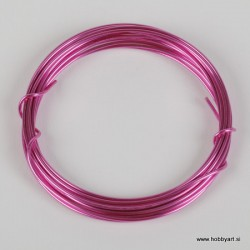 Žica baby Pink 1,0mm 4m
