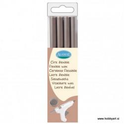 Fleksibilni vosek za pečate Srebrna 4 kosi