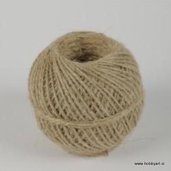 Vrvica iz naravnih vlaken 2,5/2 100m