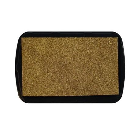 Nellies blazinica za štampiljke vodna os. 70 x 45mm, 16 Zlata