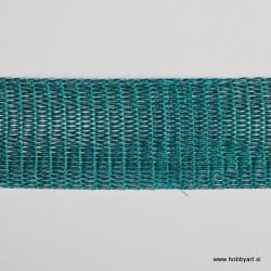 Organza Žice 20mm x 1m, Turkizna