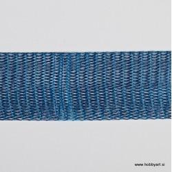 Organza Žice 20mm x 1m, Modra