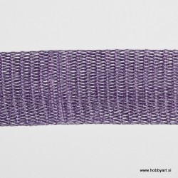 Organza Žice 20mm x 1m, Vijolična