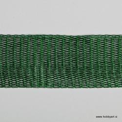 Organza Žice 20mm x 1m, Zelena