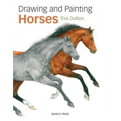 Knjiga Drawing & Painting horses