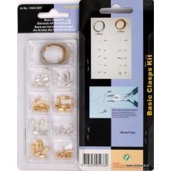 Komplet dodatki-zaključki za nakit Osnovni komplet