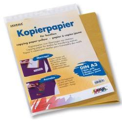 Papir za kopiranje na tekstil A3, 3 listi