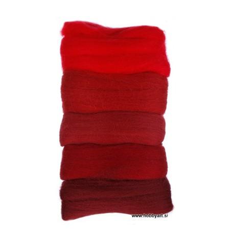 Volna Rdeči toni 10g. x 5