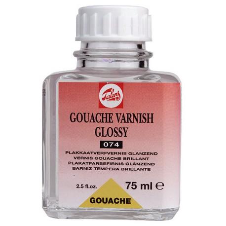 Zaščitni lak za tempero - Gouache 75ml