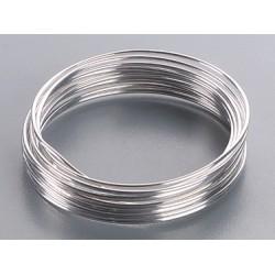 Žica iz aluminija 2mm x 4m Srebrna
