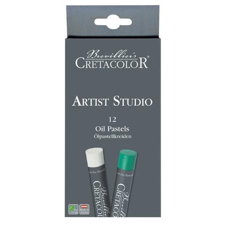 Cretacolor Artist Studio line oljni pasteli set 12