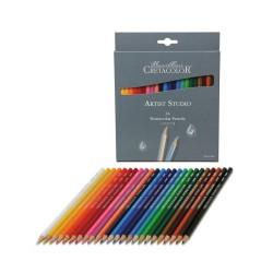 Artist Studio line akvarelne barvice set 24