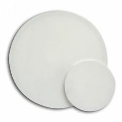 Okroglo slikarsko bombažno platno