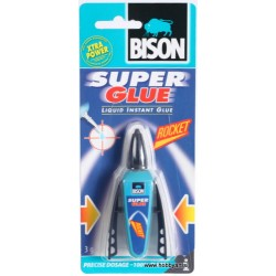 Bison Super glur Rocket liquid 3g.