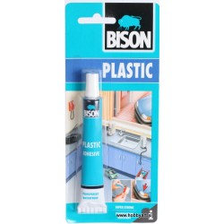 Bison Plastic lepilo 25ml