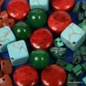 Poldrago kamenje, korale, lava perle