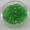 Brušene steklene perle 4 in 6mm