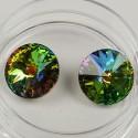 Swarovski Rivoli kristali 14 mm in dodatki