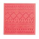 Teksturne reliefne plošče in za Polimerne mase in gline