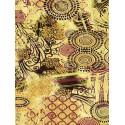 Decopatch papirji 30 x 40cm, Rjavi