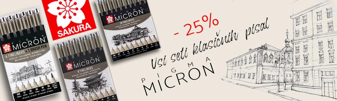 PIGMA MICRON SETI -25%