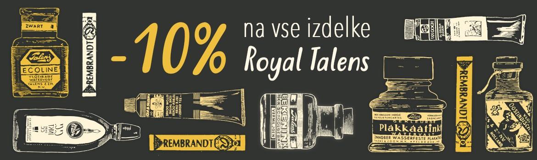 VSI IZDELKI ROYAL TALENS -10%